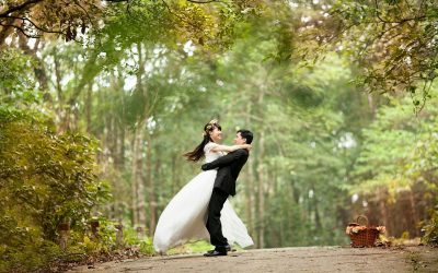 COVID Weddings and the Words You Speak